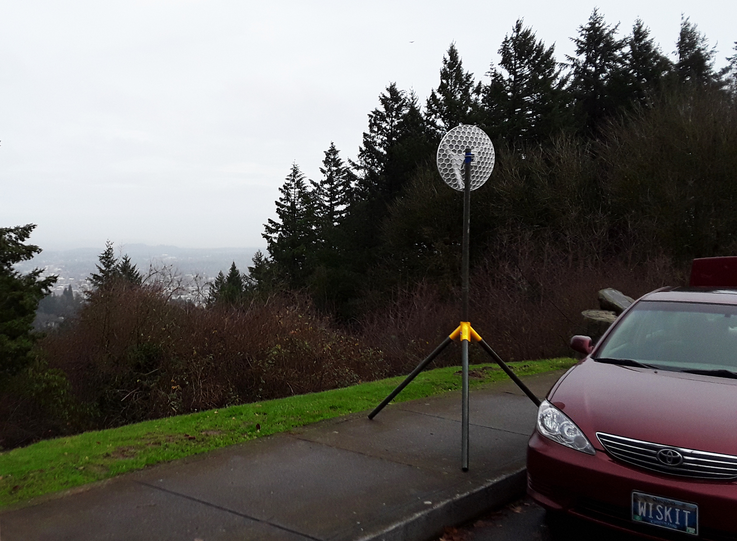 [Photo of Node at Council Crest]